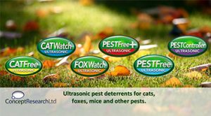 pest deterrents CONCEPT RESEARCH