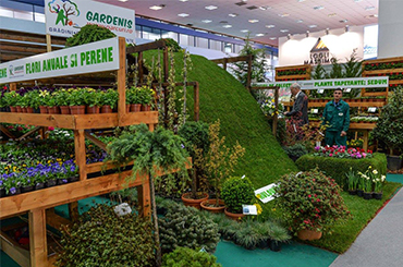 EXPO FLOWERS & GARDEN 2019 Romania